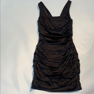 Express little black dress size 2